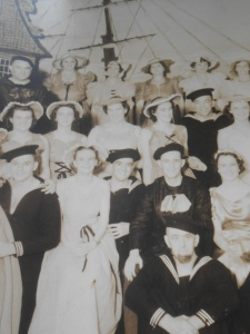 From the cast photo of A Nautical Knot performed Nov 30, Dec 1-2, 1939 by St Andrews Operatic Society Montreal