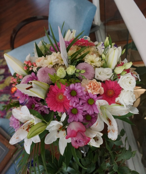 floral delivery mystery 2020-07-14